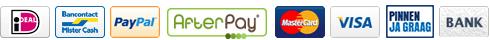 tuinhekbekleding betaalmethoden