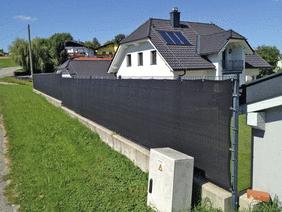 Bescherm je terras tegen wind met een winddoek