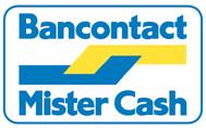 Tuinhekbekleding.nl Mister Cash Bancontact betaling